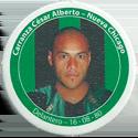 Panini Caps > Apertura 2006 122-Carranza-César-Alberto---Nueva-Chicago.