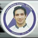 Panini Caps > Apertura 2006 126-Coyette-Walter-Gastón---Quilmes.
