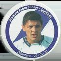 Panini Caps > Apertura 2006 127-Jiménez-Pablo-Junior---Quilmes.