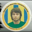 Panini Caps > Apertura 2006 128-Ojeda-Juan-Marcelo---Rosario-Central.