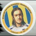 Panini Caps > Apertura 2006 129-Rivarola-Germán-Ezequiel---Rosario-Central.
