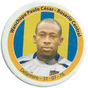 Panini Caps > Apertura 2006 131-Wanchope-Paulo-César---Rosario-Central.