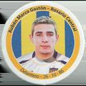 Panini Caps > Apertura 2006 132-Rubén-Marco-Gastón---Rosario-Central.
