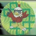 Panini Caps > Digimon 05-Hawkmon.