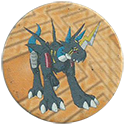 Panini Caps > Digimon 06-Raidramon.