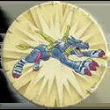 Panini Caps > Digimon 27-Metalgarurumon.