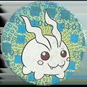 Panini Caps > Digimon 34-Tokomon.