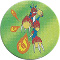 Panini Caps > Digimon 38-Flamedramon.