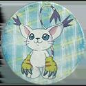 Panini Caps > Digimon 45-Gatomon.
