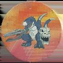 Panini Caps > Digimon 48-Deltamon.