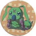 Panini Caps > Digimon 50-Wormmon.