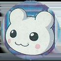Panini Caps > Digimon 61-YukimiBotamon.