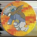 Panini Caps > Digimon 71-Tapirmon.