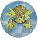 Panini Caps > Digimon 76-Armadillomon.