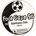 Panini Caps > Foot Caps 96 Back.