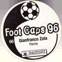 Panini Caps > Foot Caps 96 Back.