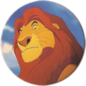 Panini Caps > Lion King 02-Mufasa.