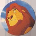 Panini Caps > Lion King 02-Mufasa.