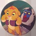 Panini Caps > Lion King 05-Rafiki-holding-young-Simba.