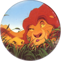 Panini Caps > Lion King 07-Simba-and-Mufasa.