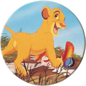 Panini Caps > Lion King 09-Young-Simba-kills-Zazu.