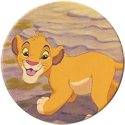Panini Caps > Lion King 11-Simba.