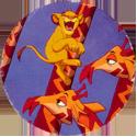 Panini Caps > Lion King 13.