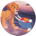 Panini Caps > Lion King 16-Simba-and-Zazu.