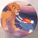 Panini Caps > Lion King 16-Simba-and-Zazu.