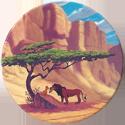 Panini Caps > Lion King 18-Scar-and-Young-Simba.