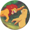 Panini Caps > Lion King 28-Lion-fight.
