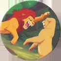 Panini Caps > Lion King 28-Lion-fight.