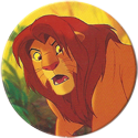 Panini Caps > Lion King 32-Simba.
