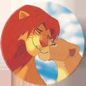 Panini Caps > Lion King 35-Simba-and-Nala.