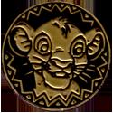 Panini Caps > Lion King Slammers Young-Simba.