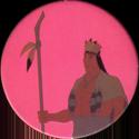 Panini Caps > Pocahontas 09-Chief-Powhatan.