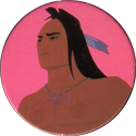 Panini Caps > Pocahontas 10-Kocoum.