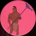 Panini Caps > Pocahontas 14-Namontack.