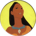 Panini Caps > Pocahontas 18-Pocahontas.