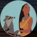 Panini Caps > Pocahontas 29-Pocahontas-&-Meeko.