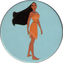 Panini Caps > Pocahontas 52-Pocahontas.