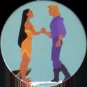 Panini Caps > Pocahontas 55-Pocahontas-&-John-Smith.