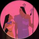 Panini Caps > Pocahontas 60-Pocahontas-&-Kocoum.