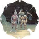 Panini Caps > Power Rangers Flying Caps 016-Lord-Zedd-&-Goldar.