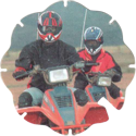 Panini Caps > Power Rangers Flying Caps 046-Quadbiking.