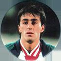 Panini Caps > Snickers Euro 96 02-Ogün-(Turkey-Türkiye).