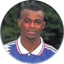 Panini Caps > Snickers Euro 96 42-Angloma-(France).