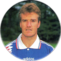 Panini Caps > Snickers Euro 96 44-Deschamps-(France).