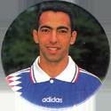 Panini Caps > Snickers Euro 96 45-Djorkaeff-(France).
