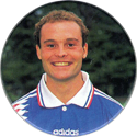Panini Caps > Snickers Euro 96 46-Guerin-(France).